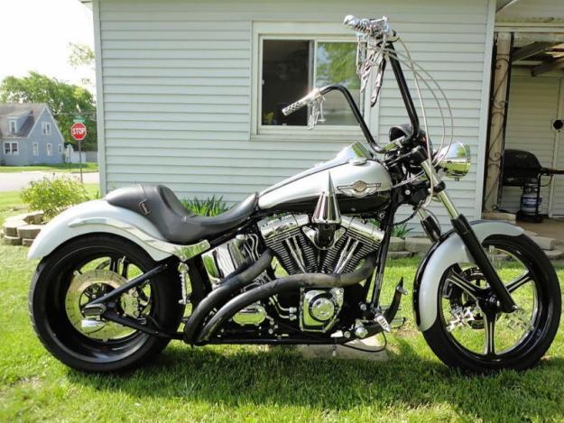 2003 Harley-Davidson DEUCE 100TH ANNIVERSARY CUSTOM