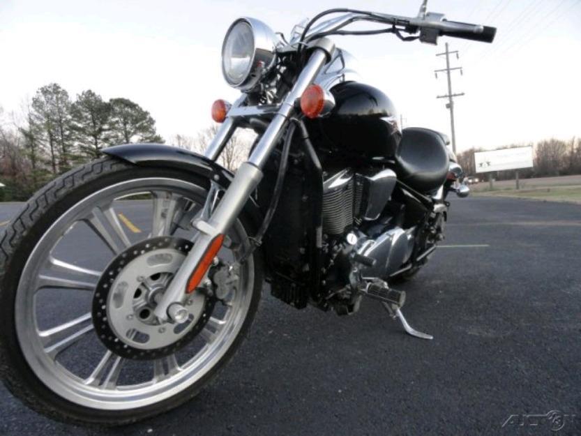 07 Kawasaki Vulcan® 900 Classic Used Motorcycle Like VTX Sabre Shadow GSX Hybusa