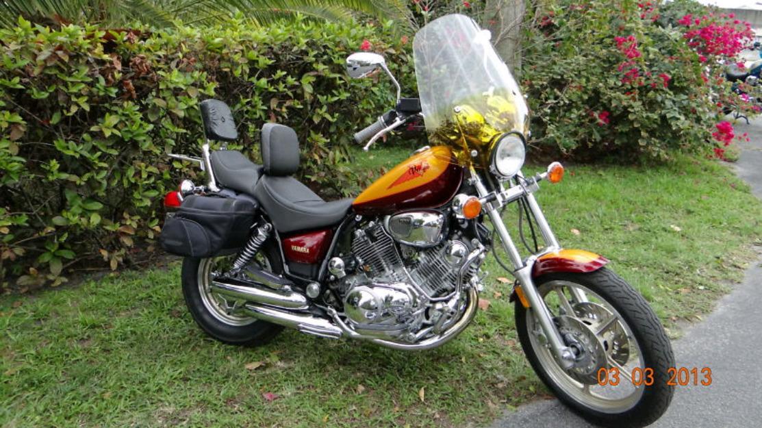 1995 Yamaha Virago