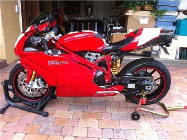 2005 Ducati Motorcycle