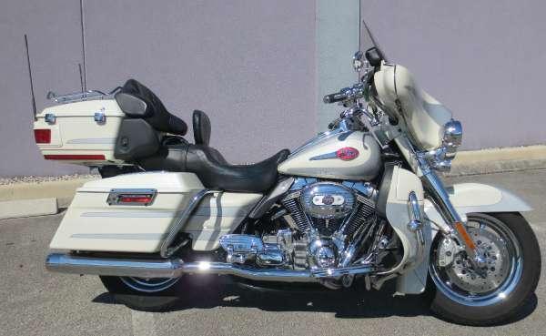 2008 Harley-Davidson CVO Screamin' Eagle Ultra Classic Electra Glide