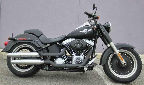 2010 Harley-Davidson Softail Fat Boy Lo