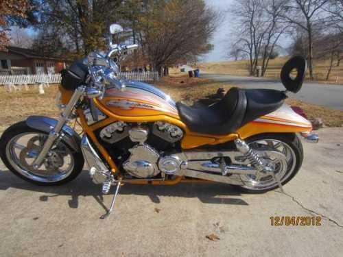 2006 Harley Davidson VRSCSE2 Screamin Eagle in Fort Smith, AR