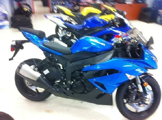2009 KAWASAKI Ninja ZX-6R - ACC Moto, Fort Smith Arkansas