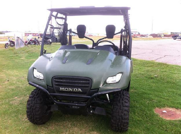 2011 HONDA Big Red - ACC Moto, Fort Smith Arkansas