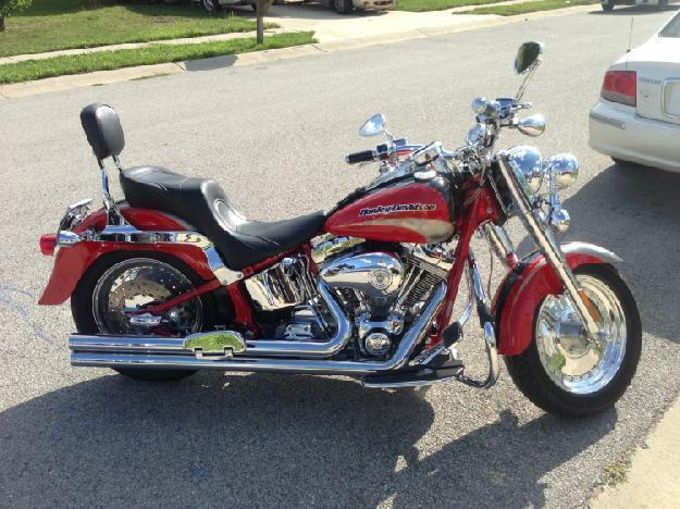 2005 Harley Davidson Fat Boy