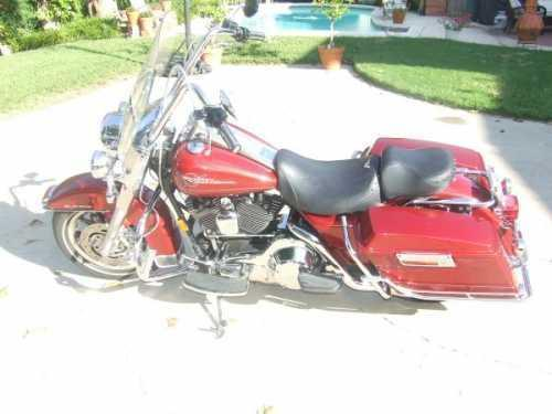 2006 Harley Davidson Road King Classic in Fort Worth, TX