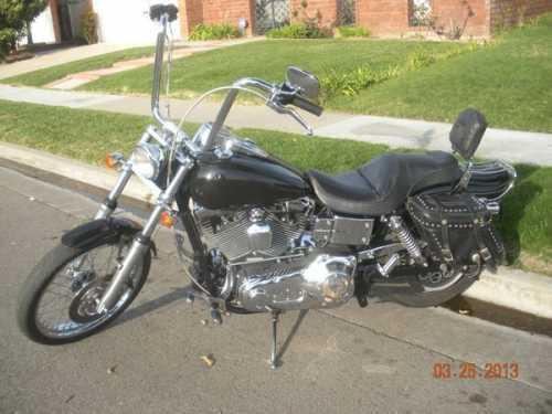 2004 Harley Davidson FXDWG Dyna Wide Glide in Fountain Valley, CA