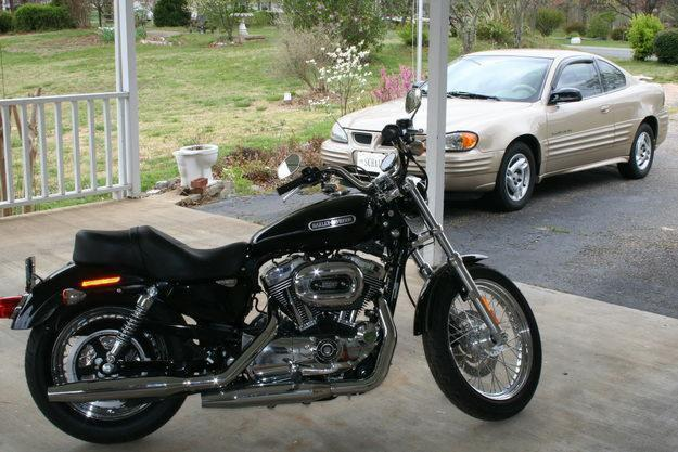 2007 Sportster 1200 XL Low