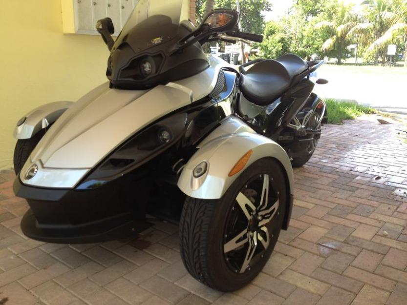 2008 can-am spyder gs sm5 special edition #633