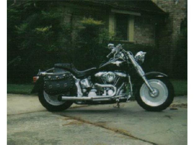 1993 Harley Davidson Fat Boy