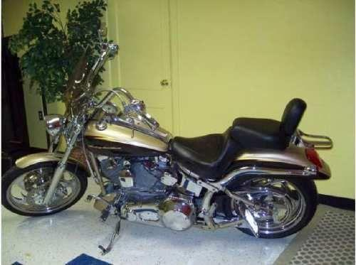 2003 Harley Davidson Screaming Eagle Softail Deuce 5th Anniversary