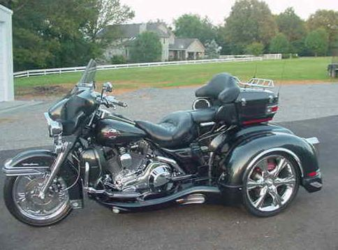 Harley Davidson Trike For Sale - Brick7 Motorcycle