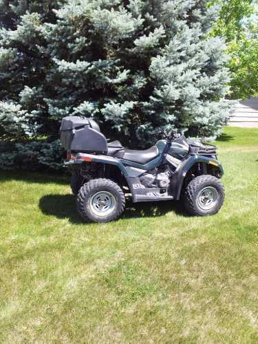 2007 Can-Am Outlander Max Powersport in Gering, NE