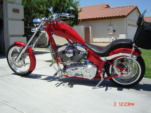 2005 Big Dog Chopper RT