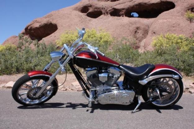 2006 Custom Built Motorcycles Pro Street