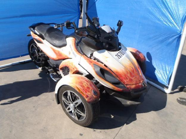 Salvage CAN-AM SPYDER RS 1.0L  2 2010  -Ref#26786073
