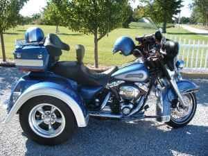 2005 Harley Davidson Police Officer Trike