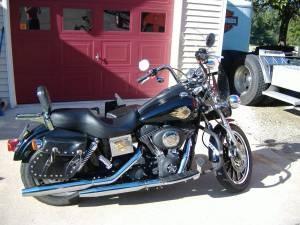 2004 Harley Davidson FXDP Dyna Police Special Defender
