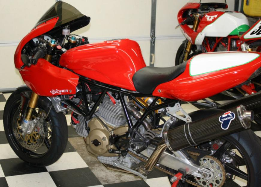 2004 Ducati Supersport