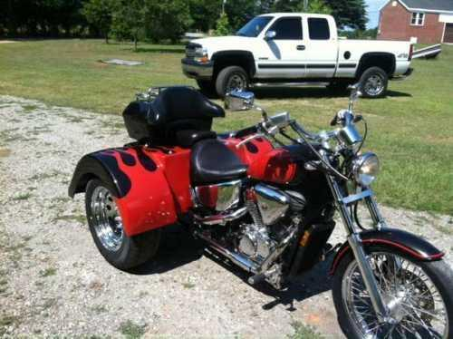 1999 Honda Shadow Trike in Greer, SC