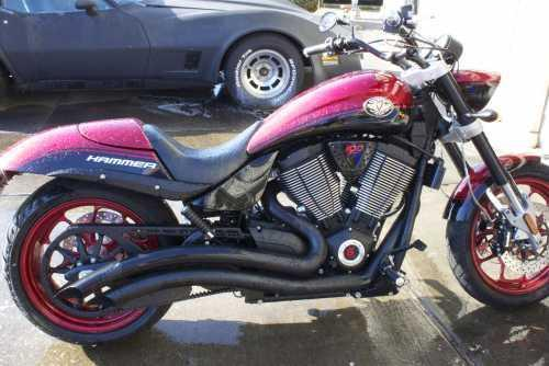 2007 Victory Hammer Sport Cruiser in Gresham, OR