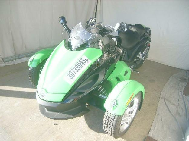 Salvage CAN-AM SPYDER RS 1.0L  2 2008  -Ref#30739943