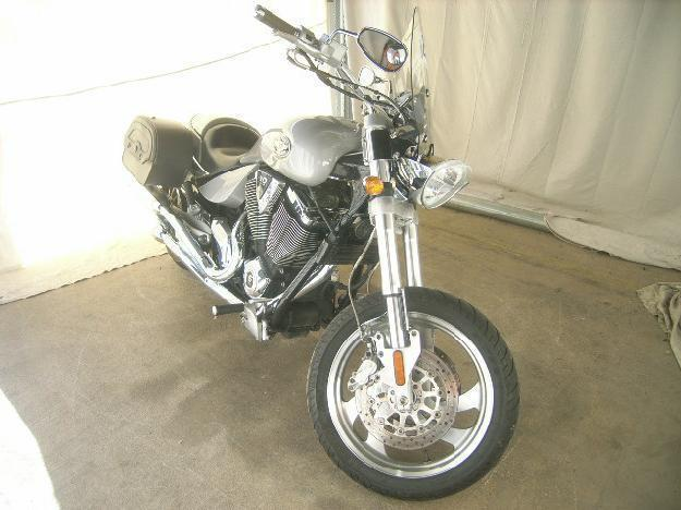 Salvage VICTORY MOTORCYCLE 1.6L  2 2007   - Ref#25259833