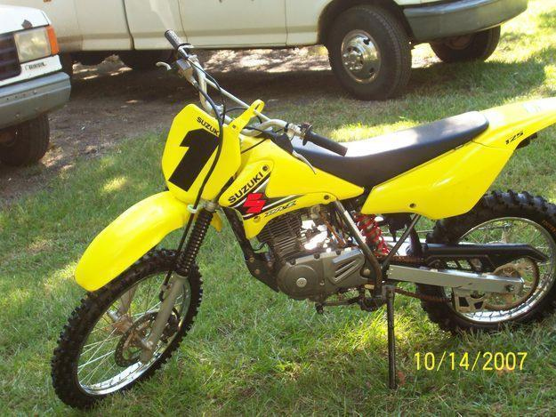 2003 Suzuki DR-Z 125