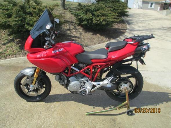 2005 Ducati Multistrada 1000S