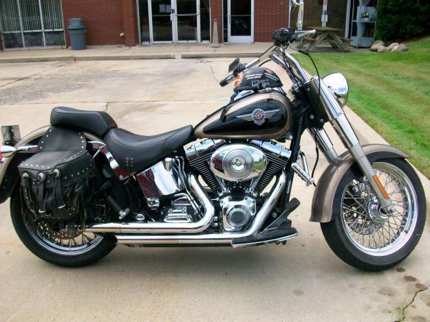 2004 Harley Davidson FLSTFI FatBoy Custom