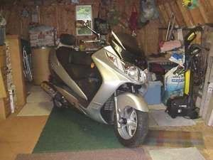 2003 Suzuki SUZUKI BURGMAN 400cc SCOOTER 1 OWNER