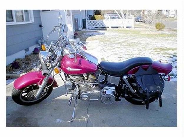 1979 Harley Davidson Motorcycle