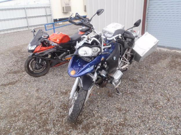 Salvage BMW MOTORCYCLE 1.2L  2 2005   - Ref#25361783