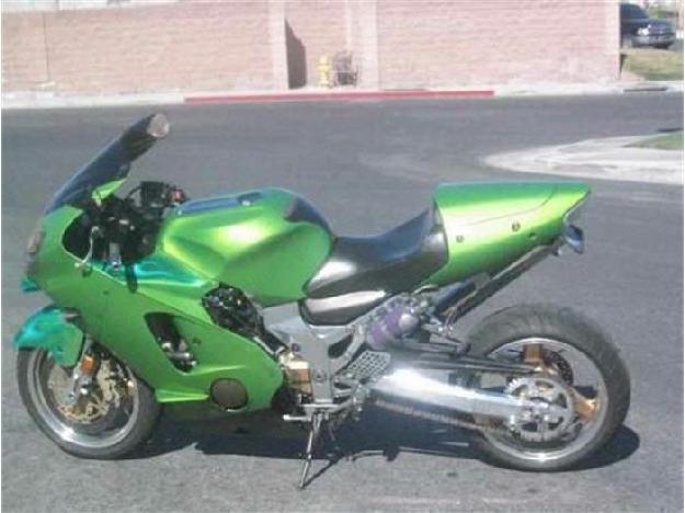 2000 Kawasaki Motorcycle