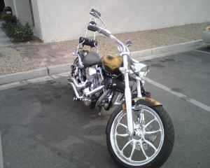 2008 Big Dog Motorcycles Mastiff Cruiser in Henderson, NV