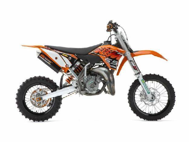 2014 KTM 65 SXS