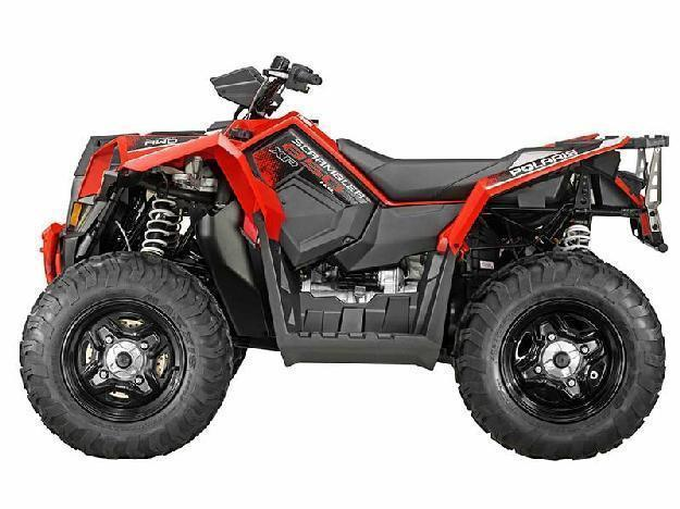 2014 Polaris Scrambler XP 850 H.O.