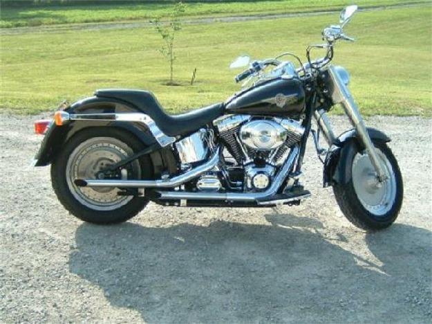 2000 Harley Davidson Fat Boy