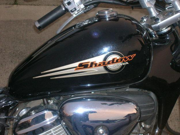 2000 Honda Shadow 650 VLX Deluxe -$4,450