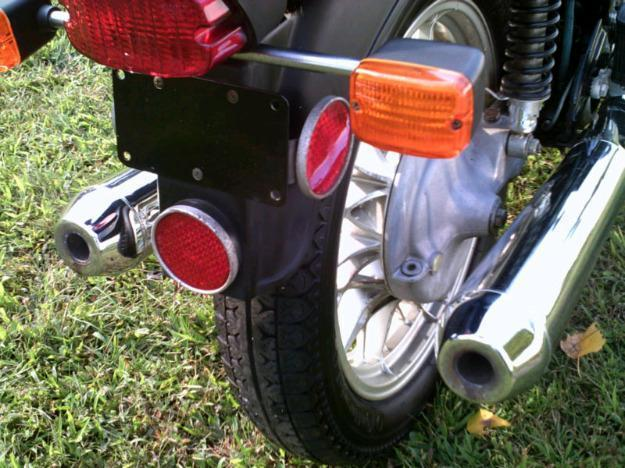 1978 bmw motorcycle r100s vintage boxer