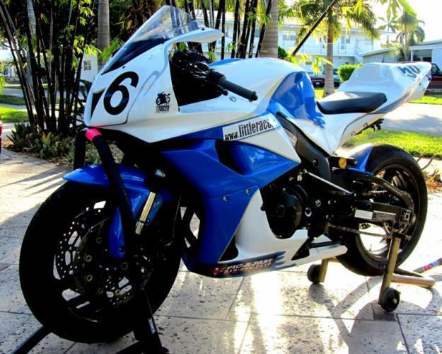 2007 Honda CBR 600 Hardly Ridden, Excellent Condition, Race Bike