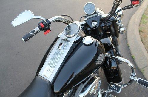 2006 Harley Davidson FLHPI Road King Police Black w ABS