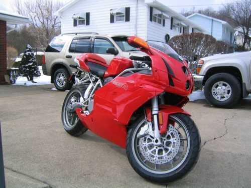 2003 Ducati 749 Sportbike in Homosassa, FL