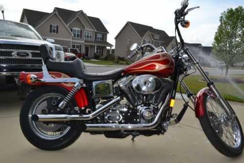 1999 Harley Davidson Dyna Wide Glide Cruiser in Hope Mills, NC