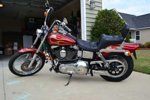 1999 Harley Davidson Dyna Wide Glide  in Hope Mills, NC