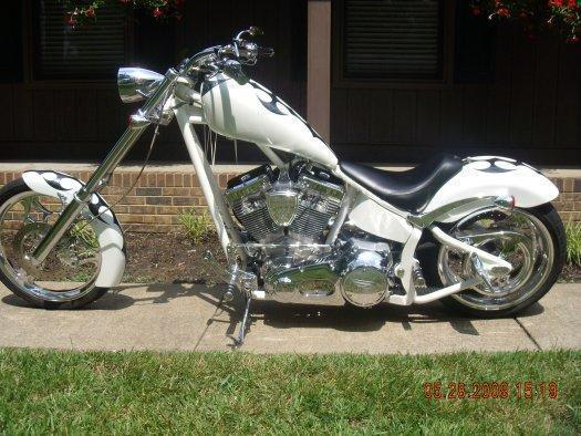 2003 Big Dog Chopper