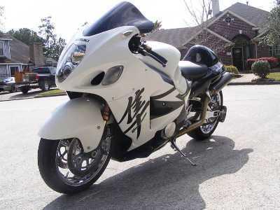 ★ 2004 Suzuki Hayabusa - Gorgeous Custom!