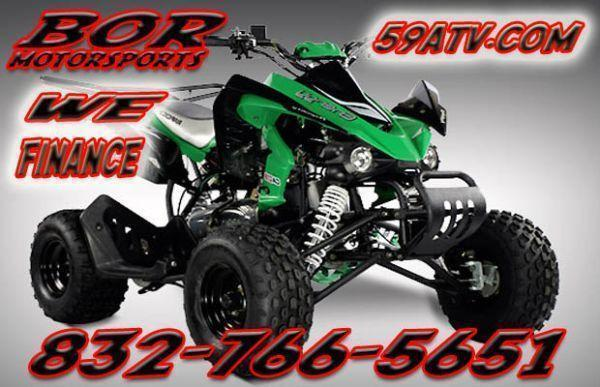 Atv 200cc Rapidity Energy