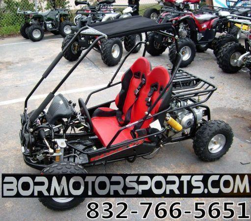 Go kart Off-road Dune Buggy New with Warranty We Finance Bormotorsports